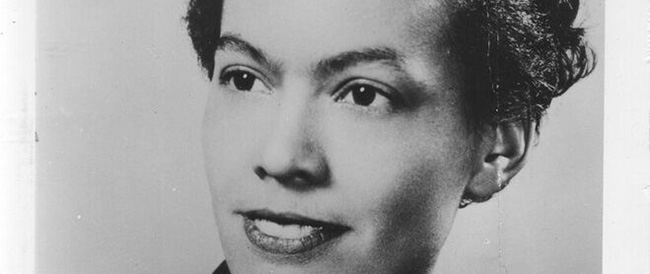 Pauli Murray Graduates from Hillside High School