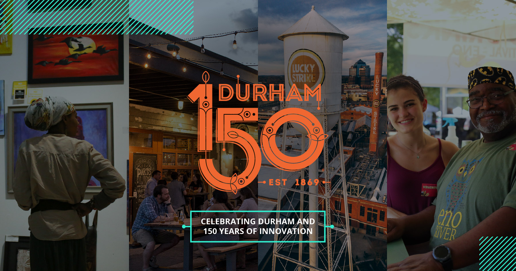Durham 150 - Celebrating Durham and 150 Years of Innovation